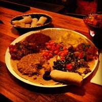 Photo taken at Ethiopic by Russell B. on 12/15/2012
