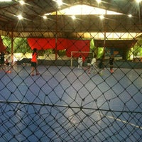 Photo taken at Futsal Town by Arief waskito A. on 3/17/2013