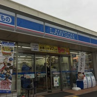 Photo taken at Lawson by Daisuke T. on 2/22/2015