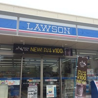 Photo taken at Lawson by Daisuke T. on 10/5/2014