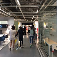 Photo taken at Ikea 宜家家居 by Daisuke T. on 5/27/2015
