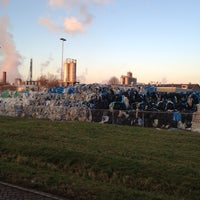 Photo taken at Cedo Recycling by Henk C. on 12/11/2012