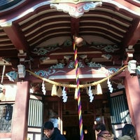 Photo taken at 本多八幡神社 by Kan A. on 1/1/2017