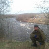 "Photo taken at ""Большой"" порог by Viktor D. on 5/3/2013"