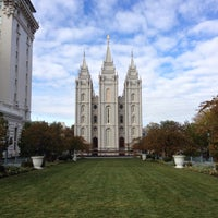 Photo taken at Church Plaza by Cherie C. on 11/5/2014