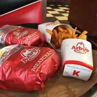 Photo taken at Arby's by Cherie C. on 5/22/2016
