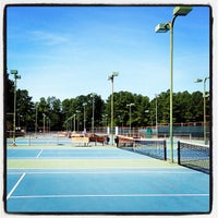 Photo taken at Millbrook Tennis Center by Cherie C. on 9/15/2013