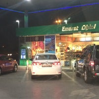 Photo taken at Emarat Petrol station by It's S. on 11/20/2015