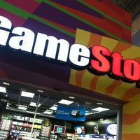 Photo taken at GameStop by Andrew T. on 10/20/2012