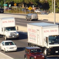 Photo taken at King David Moving & Storage by Martin on 2/13/2014