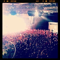 Photo taken at Live Club by Simone L. on 3/22/2013