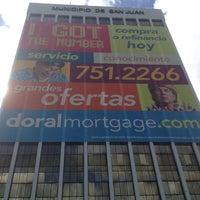 Photo taken at Torre Municipal De San Juan by Emmanuel O. on 1/14/2014
