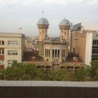 10/15/2013 tarihinde VVVziyaretçi tarafından Hotel Serhs Rivoli Rambla'de çekilen fotoğraf