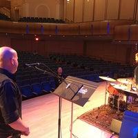Photo taken at Baldwin Auditorium by Dashon B. on 4/30/2016