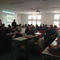 Das Foto wurde bei Hochschule für Wirtschaft und Recht (HWR) von Maxim N. am 3/12/2013 aufgenommen