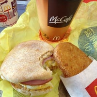 Photo taken at McDonald's by Joey B. on 4/5/2013
