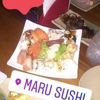 Foto tirada no(a) Maru Sushi por Leandro B. em 1/4/2018
