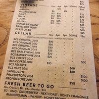 Снимок сделан в Goose Island Beer Co. пользователем f_raud 10/7/2018