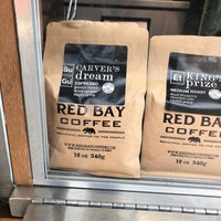 Photo taken at Red Bay Coffee Box by f_raud on 1/17/2018