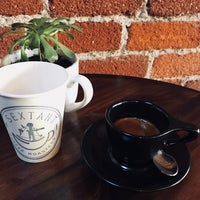 Photo taken at Sextant Coffee Roasters by f_raud on 3/5/2018