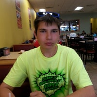 Photo taken at Cicis by James N. on 4/20/2013
