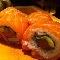 Photo taken at Sushihana by Karin T. on 11/9/2012