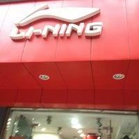 Photo taken at Li-ning Shoe Store by Lanvin L. on 2/27/2013