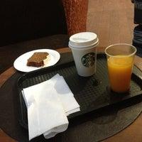 Photo taken at Starbucks by Lanvin on 4/22/2013