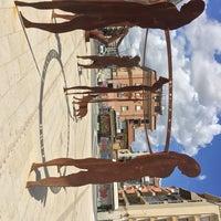 Photo taken at Piazza Carlo Bilotti (Ex Piazza Luigi Fera) by Lanvin L. on 8/14/2017