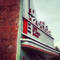 Photo taken at The Gothic Theatre by Paris S. on 9/23/2012