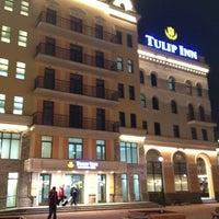 Photo taken at Tulip Inn Rosa Khutor by Kirill P. on 3/6/2013