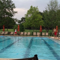 Photo taken at Dallas Country Club by nancy g. on 6/16/2013