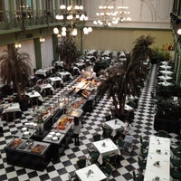 Снимок сделан в NH Collection Amsterdam Grand Hotel Krasnapolsky пользователем Henk A. 11/19/2012