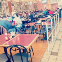 Photo taken at Woodside Deli by Gregory S. on 2/23/2013