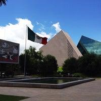 Photo taken at Tecnológico de Monterrey (Campus Monterrey) by Cristhian M. on 6/20/2013