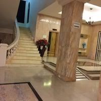 Photo taken at Kresident Hotel by Jeeraphat U. on 10/16/2016