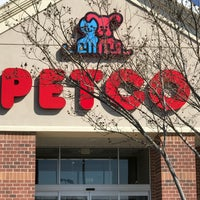 Photo taken at Petco by Sandy O. on 4/21/2018