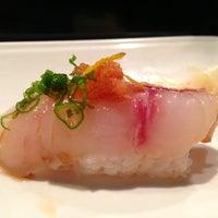 Photo taken at Sushi Masu by Tabby on 1/20/2013