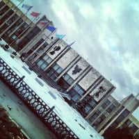 Photo taken at MGIMO by Eli on 12/1/2012