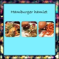 Photo taken at Hamburger Hamlet by Anthony L. on 1/4/2013