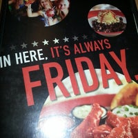 Photo taken at TGI Fridays by YourGuardianAngelo on 12/26/2012