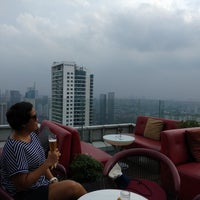 Photo Taken At Cloud Lounge Ampamp Living Room By Trinity On 2