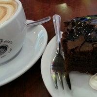 Photo taken at El Barista Caffé by Trinity on 1/7/2013