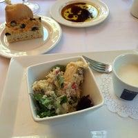 Photo taken at Taormina Sicilian Cuisine by Joey K. on 5/12/2014