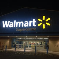 Photo taken at Walmart Supercentre by Ramon F. on 3/14/2014