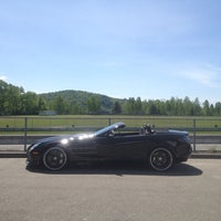 Photo taken at Circuit Mont Tremblant by Ver S. on 6/1/2014
