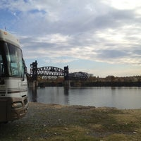 Photo taken at Downtown Riverside RV Park by Autumn H. on 11/19/2012