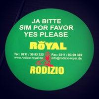 Photo taken at Rodizio Royal by Jens K. on 7/25/2013