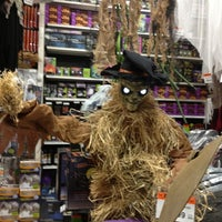 Photo taken at Party City by Karen on 10/5/2012
