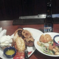 Photo taken at Red Lobster by Garvey F. on 2/20/2013